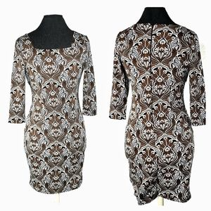 The Limited Petite Women's Fitted Dress